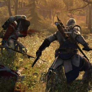 Assassins Creed 3 Fight