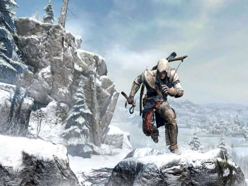 Buy Assassin S Creed 3 Cd Key Compare Prices Allkeyshop Com