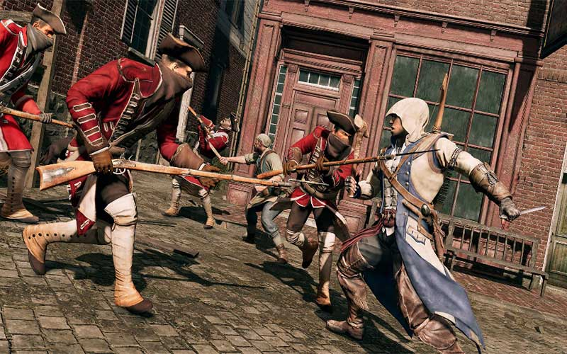 Buy Assassin S Creed 3 Remastered Nintendo Switch Compare Prices