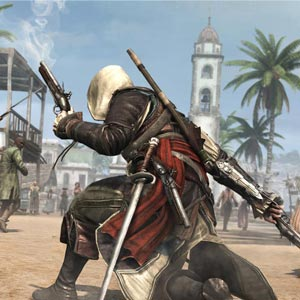 Assassin's Creed 4 Black Flag PS4 Assassination