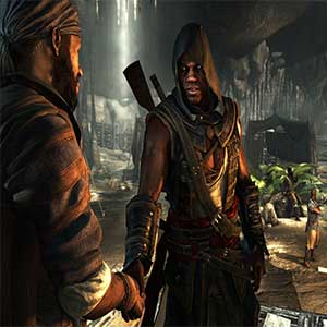 Assassins Creed 4 Black Flag Freedom Cry Adéwalé