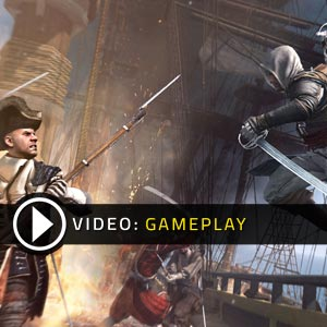 Assassin's Creed 4 Black Flag Gameplay Video