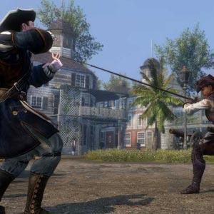 Assassin s Creed Liberation Fight Scene