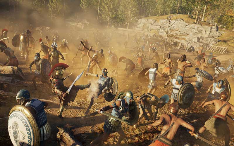 Buy Assassin S Creed Odyssey Cd Key Compare Prices