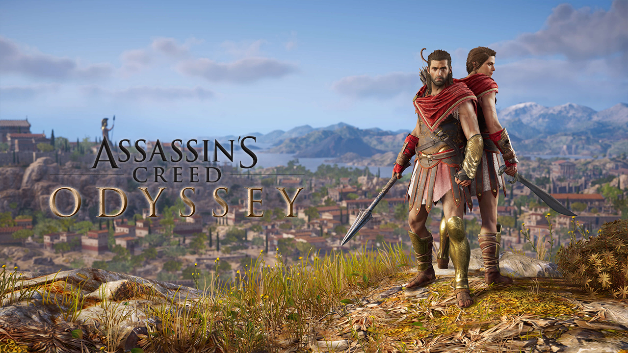 Assassin's Creed Odyssey Launch