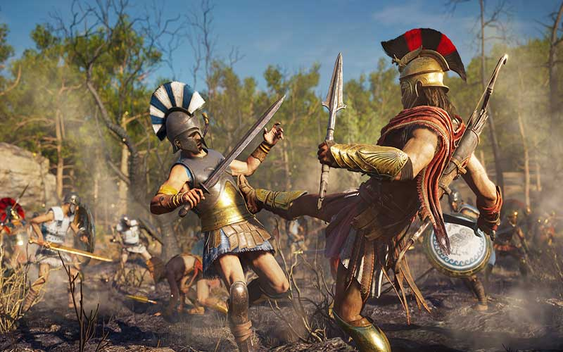 Buy Assassin S Creed Odyssey Ps4 Compare Prices