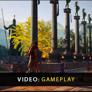 Assassins Creed Odyssey gameplay trailer