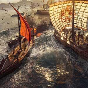 Sail across the Aegean sea