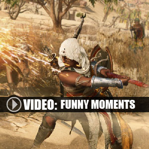 Assassins Creed Origins Funny Moments