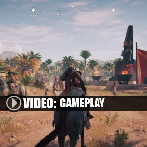 Assassins Creed Origins Gameplay Video