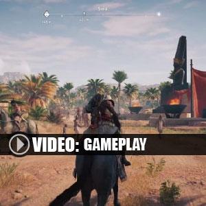 Assassins Creed Origins Gameplay Video