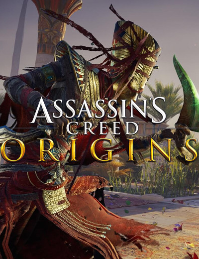 Watch the Assassin's Creed Origins The Curse of the Pharaohs Launch Trailer Now