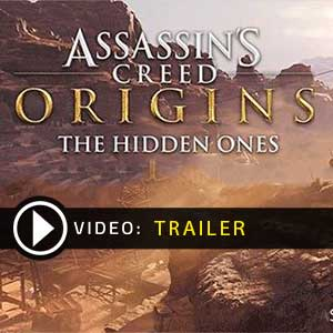 Buy Assassins Creed Origins The Hidden Ones CD Key Compare Prices