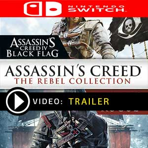Buy Assassin S Creed The Rebel Collection Nintendo Switch Compare