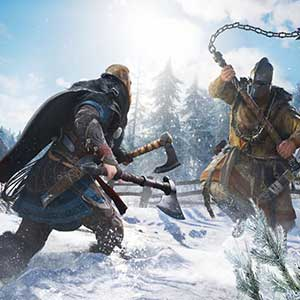 Assassins Creed Valhalla dual wielding