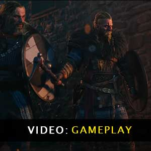 Assassins Creed Valhalla gameplay video