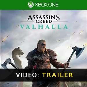 Assassins Creed Valhalla trailer video
