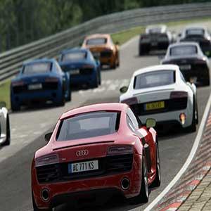 Assetto Corsa PS4 Corvette