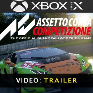 Assetto Corsa Competizione Trailer Video