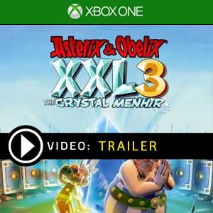 Asterix & Obelix XXL 3 The Crystal Menhir Xbox One Prices Digital or Box Edition