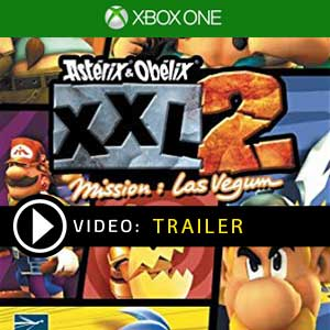 Asterix XXL 2 Mission Las Vegum Xbox One Prices Digital or Box Edition