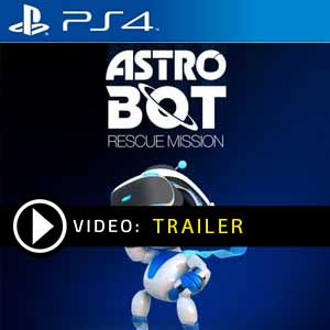 Astro Bot Rescue Mission VR PS4 Prices Digital or Box Edition