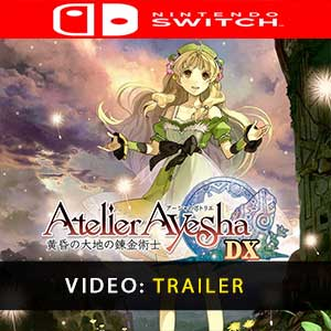Atelier Ayesha The Alchemist of Dusk DX Nintendo Switch Prices Digital or Box Edition