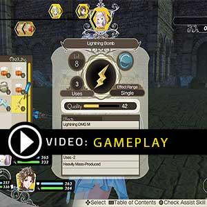 Atelier Lulua The Scion of Arland Nintendo Sw Gameplay Video