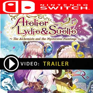 Atelier Lydie & Suelle The Alchemists and the Mysterious Paintings Nintendo Switch Prices Digital or Box Edition