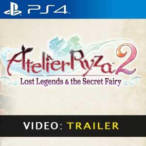 Atelier Ryza 2 Lost Legends & The Secret Fairy trailer video