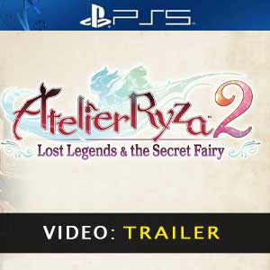 Atelier Ryza 2 Lost Legends & The Secret Fairy trailer video