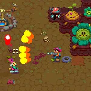 Defending crops for survival