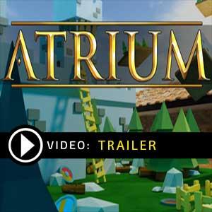 ATRIUM Gameplay Video