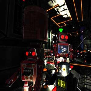 Attack Of The Retro Bots