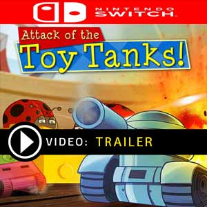 Attack of the Toy Tanks Nintendo Switch Prices Digital or Box Edition
