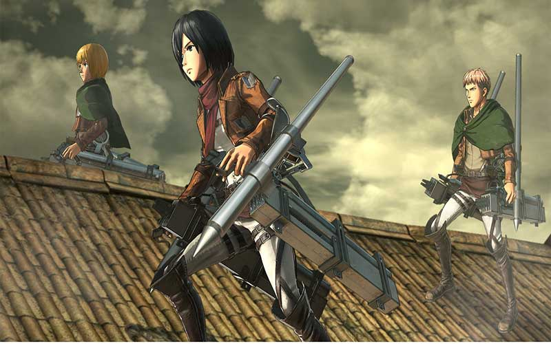 Buy Attack on Titan 2 Final Battle Nintendo Switch Compare prices