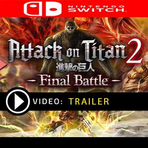 Attack on Titan 2 Final Battle Nintendo Switch Prices Digital or Box Edition