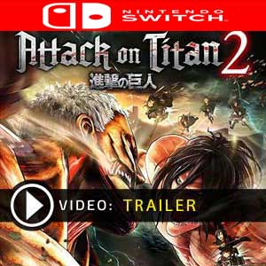 Attack on Titan 2 Nintendo Switch Prices Digital or Box Edition