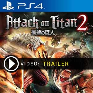 Attack on Titan 2 PS4 Prices Digital or Box Edition
