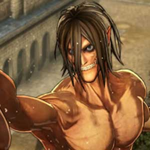 Eren the Titan!