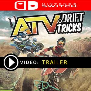 ATV Drift and Tricks Nintendo Switch Prices Digital or Box Edition