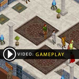 Avernum 3 Ruined World Gameplay Video