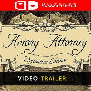 Aviary Attorney Nintendo Switch Prices Digital or Box Edition