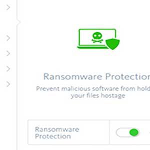 Powerful anti-ransomware