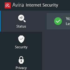 Avira Internet Security Suite - Smart Scan