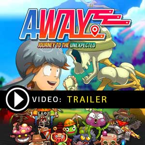 Buy AWAY Journey to the Unexpected CD Key Compare Prices