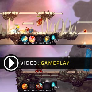 Awesomenauts Gameplay Video