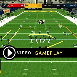 Axis Football 2019 Gameplay Video