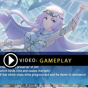 Azure Wing Rising Gale Gameplay Video