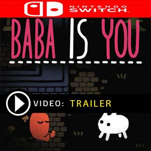Baba Is You Nintendo Switch Prices Digital or Box Edition